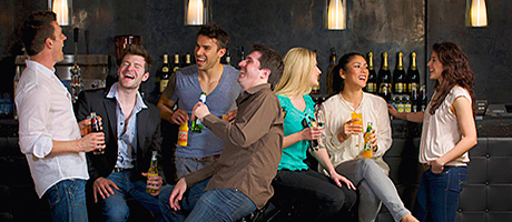 J2O consumers will have the chance to win a party experience said to be worth £20,000.
