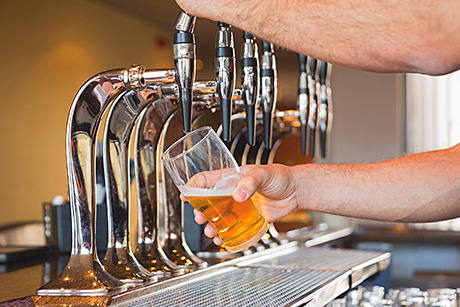 • The third quarter of 2013 was the strongest for on-trade beer sales in a decade, said the BBPA.