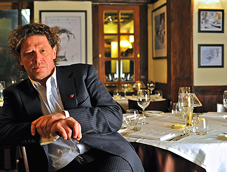 • Pierre White's Wheeler's of St James's Dumfries will open this month.