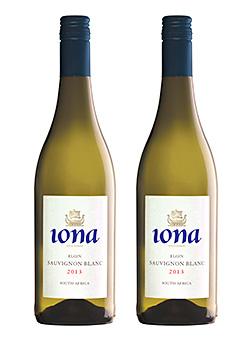 • The range includes a Sauvignon Blanc.