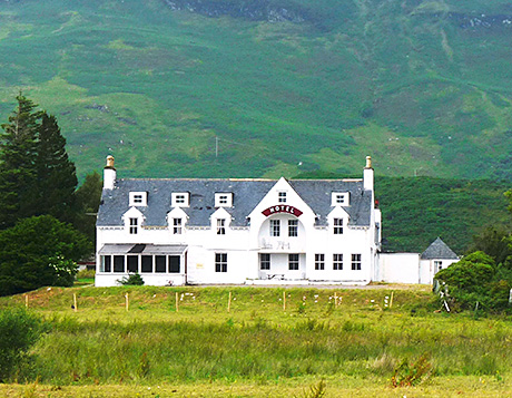 • The hotel has featured in a number of TV and film productions and is said to be popular with tourists.