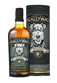 • Scallywag is bottled at 46% ABV.