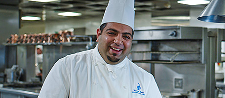 Turnberry return for executive chef