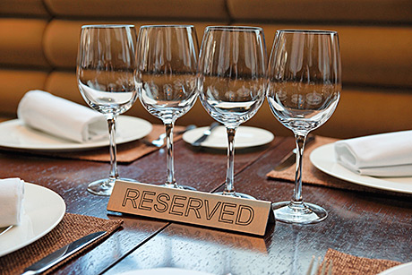 • ResDiary and Bookatable allow consumers to reserve restaurant tables through their websites.