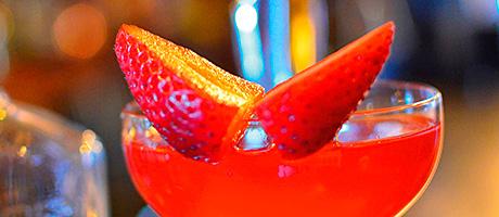 • The Red Fairy: Hi-Spirits' Sebor absinthe is used in the cocktail at Edinburgh bar Bond No 9.