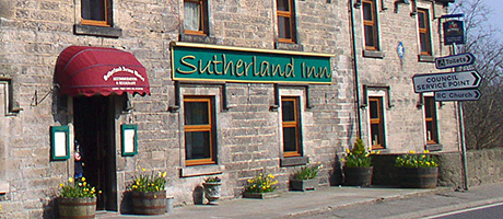 • The inn has seven letting bedrooms.