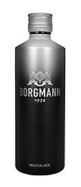 • German herbal liqueur Borgmann 1772.