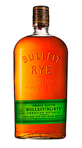 • Bulleit Rye has been launched in the UK.