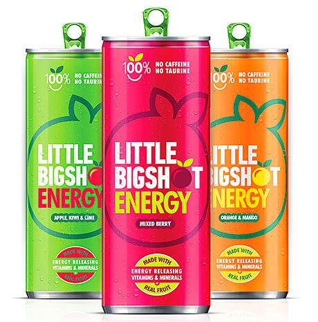 Energy Drink Shots Brands