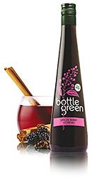 • Bottlegreen's Spiced Berry variant.
