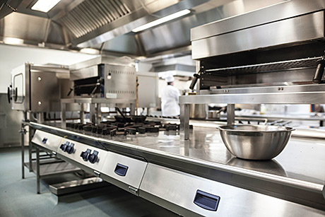 • Chefs say a disciplined daily cleaning routine should be in place in all commercial kitchens.