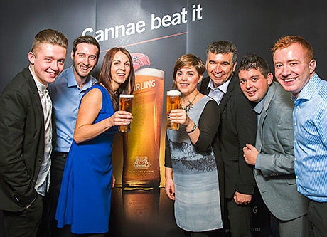 • Coors has recruited seven new field sales executives north of the border.