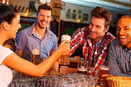 • A third of beer drinkers say craft is worth paying more for, the report says.