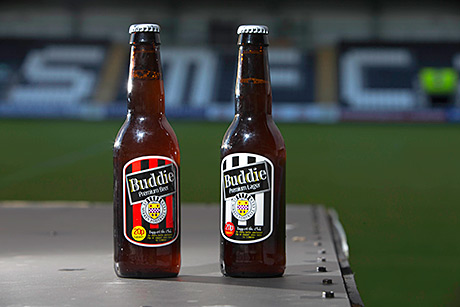 • Lerwick Brewery's St Mirren FC-branded beers are on sale in Paisley.
