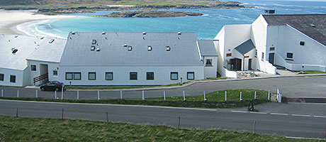 The Isle of Barra Beach Hotel