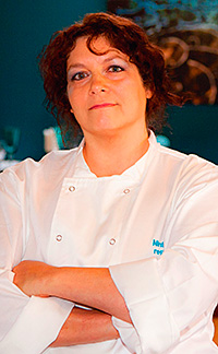 Carla Lamont, Chef/owner, Ninth Wave Restaurant