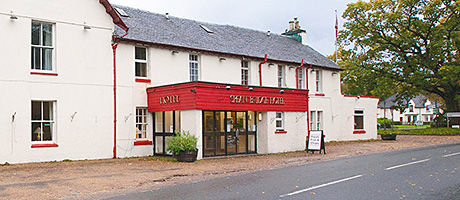 • The Spean Bridge Hotel near Fort William has 20 letting bedrooms and 12 chalets.