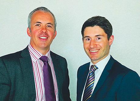 Graeme Smith and Jonathan Clough