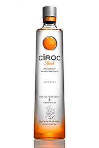 • Ciroc Peach has an ABV of 37.5%.