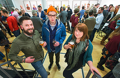 New brewery has grand designs