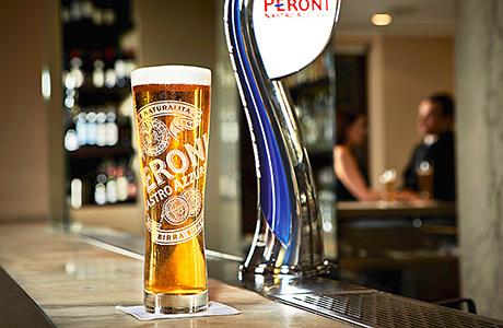 • Miller Brands' portfolio of world beers includes Peroni Nastro Azzurro, Kozel and Pilsner Urquell.