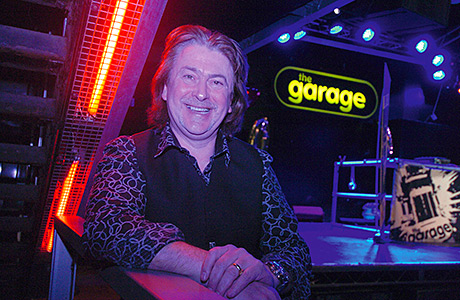 • Donald MacLeod opened The Garage on Glasgow's Sauchiehall Street in 1994.