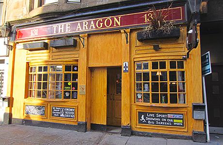 Aragon bar on the market