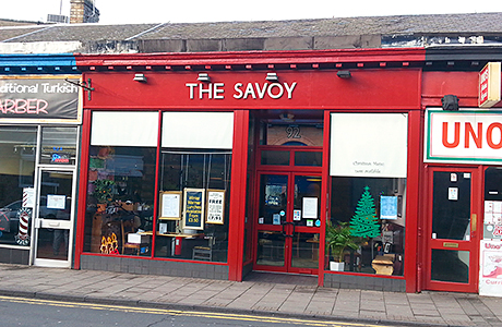• The Savoy is on the market with Smith & Clough.