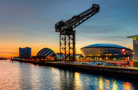 Glasgow is said to have accounted for 25 of the successful conference bids.