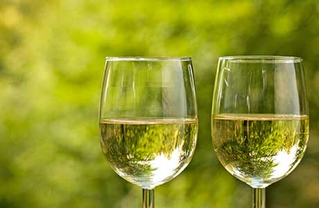 Whatever the weather, there is said to be a definite trend towards lighter white wines in summer.