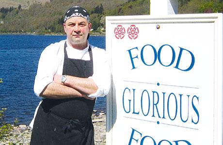 Chef s special: Didier Nemesien