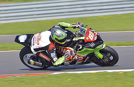 Full throttle sponsorship