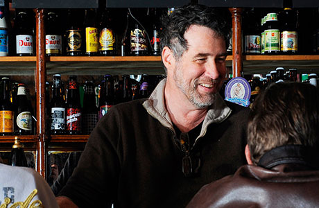 Jim Anderson has added Brewdog's alcohol-free Nanny State to his draught line-up.