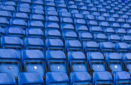 football seats