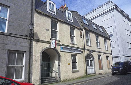 Aberdeen property