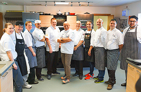 Zilli adds to Italian flavour