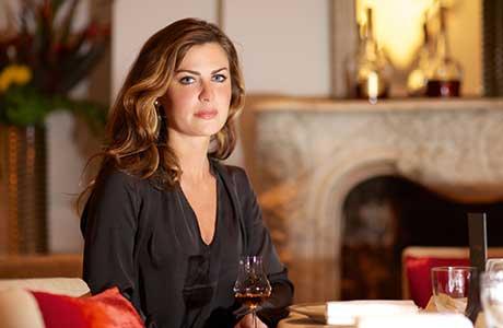 Promotion for Cognac queen