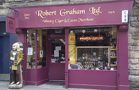 Robert Graham to double its outlets