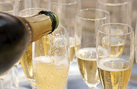 • Sparkling wines could lift sales this season as customers head out to celebrate in December.