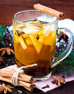 • Expect mulled cider to make an appearance on customers' Christmas wish list, say drinks firms.