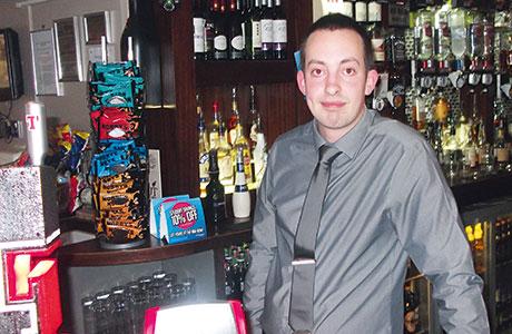 Adam Teale, Greyfriars Hotel, St Andrews