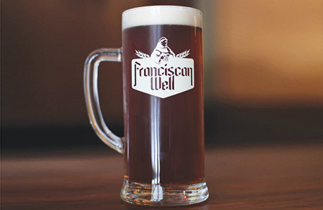 • Franciscan Well Chieftain IPA is the brewer's third beer to be distributed in the Scottish on-trade.