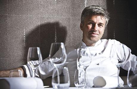 Michelin star chef honours Malmaison