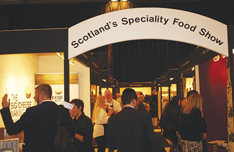 Scottish food show to take place in Glasgow