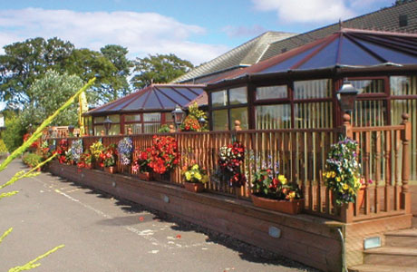 • The Wellbank outlet has a conservatory.