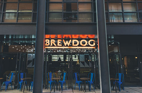 Brewdog's new bars boss