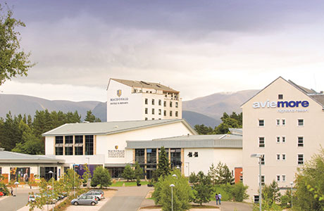• Macdonald Hotels has invested over £5 million in Aviemore over two years.