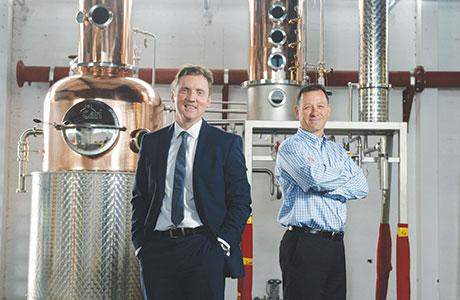 Glasgow distiller heads for Hamburg