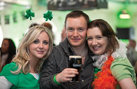 Guinness St Patrick's