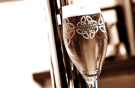 • Inveralmond sold 1.9m pints in 2014.